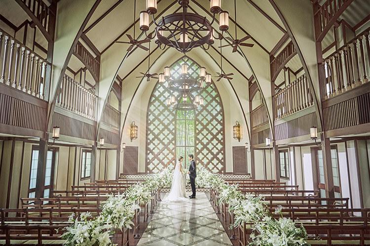 結婚式を迎えるための取り組み